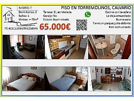 Pis en venda calle Periodista Juan Rejano, El Calvario a Torremolinos - 393460857