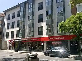 Fachada - Piso en alquiler en calle Martinez de la Riva, Palomeras Bajas en Madrid - 259555072