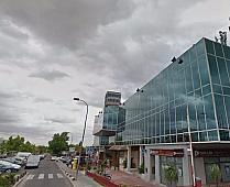 Fachada - Oficina en alquiler en calle Somosierra, San Sebastián de los Reyes - 215960466