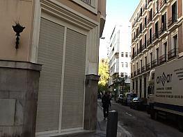 Local comercial en alquiler en calle De Tamayo y Baus, Justicia-Chueca en Madrid - 384659179