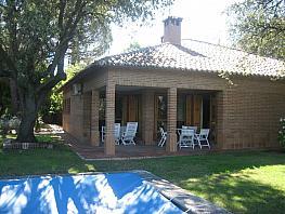 Chalet en venta en calle Cigorgo, Molino de la Hoz en Rozas de Madrid (Las) - 273957871