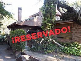 Casa en venta en calle Encina, Las Matas-Peñascales-Renfe en Rozas de Madrid (Las) - 367186007