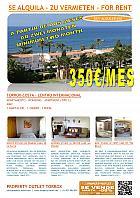 Estudio en alquiler en urbanización Centro Internacional, Torrox-Costa en Torrox - 312579813