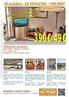 Piso en alquiler en urbanización Bellavista, Torrox-Park en Torrox - 270727400