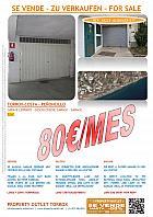 Garaje en alquiler en urbanización El Penoncillo, El Peñoncillo en Torrox - 305977108
