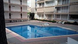 Piscina - Piso en venta en calle Serafí Pitarra, Capellans o acantilados en Salou - 287767214