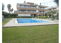 Piscina - Apartamento en venta en calle Josep Llimona, Cap de sant pere en Cambrils - 377422842