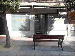 Fachada - Local comercial en alquiler en calle Galicia, Juan de la Cierva en Getafe - 356629340