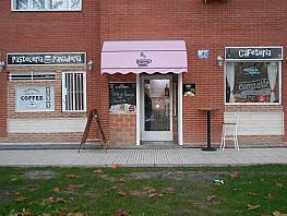 Fachada - Local comercial en alquiler en calle Don Juan de Borbon, Getafe Norte en Getafe - 363560293