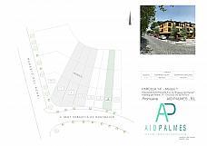 Plano - Parcela en venta en calle Sant Sebastia de Montmajor, Caldes de Montbui - 135410361