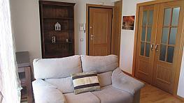 Salón - Piso en alquiler en calle Daniel Moyano, La Corredoria en Oviedo - 331324549
