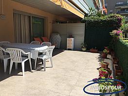 Terraza - Piso en venta en calle Rosa Sensat, Nova en Salou - 301386307