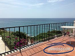 Terraza - Apartamento en venta en calle Punta del Cavall, Cap salou en Salou - 311234486