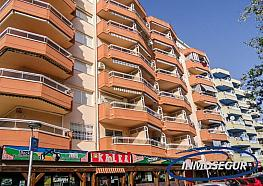 Fachada - Piso en venta en calle Caspe, Capellans o acantilados en Salou - 343460938