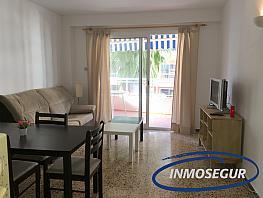 Salón - Apartamento en venta en calle Caspe, Paseig jaume en Salou - 381119406