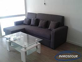 Salón - Apartamento en alquiler en carretera Del Far, Cap salou en Salou - 329576869