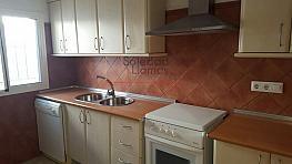 Cocina - Casa en alquiler en calle Costilla, Rota - 334399889