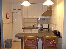 Cocina - Piso en venta en calle Rompidillo, Nucleo Urbano en Rota - 124579151