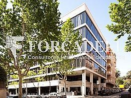 Façana - Oficina en alquiler en calle Plató, Sant Gervasi – Galvany en Barcelona - 267668436