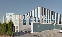 Façana - Oficina en alquiler en calle Bobinadora, Mataró - 263451456
