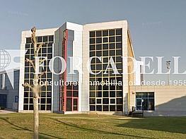 Façana muntadas i - Oficina en alquiler en calle Solsones, Prat de Llobregat, El - 263456826