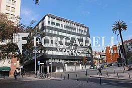 Façana - Oficina en alquiler en calle Mare de Deu de la Salut, La Salut en Barcelona - 274814162