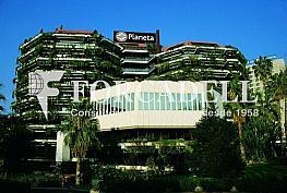 Façana - Oficina en alquiler en calle Diagonal, Pedralbes en Barcelona - 274814168