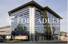 Façana - Oficina en alquiler en calle Maresme, Sant Roc-El Remei en Badalona - 287865682
