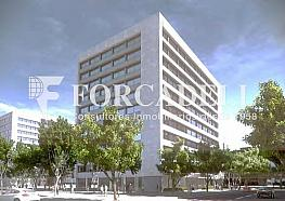 Fachada - Oficina en alquiler en calle Diagonal, Les corts en Barcelona - 286366149