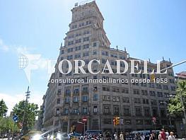 Imagen 030 - Oficina en alquiler en calle De Gràcia, Eixample dreta en Barcelona - 354395679