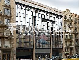 Foto façana - Oficina en alquiler en calle Balmes, Eixample esquerra en Barcelona - 354397257