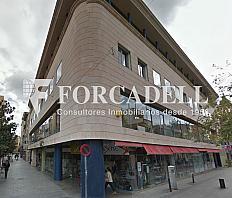Façana - Oficina en alquiler en calle Gràcia, Sabadell - 354397431