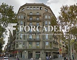 Façana - Oficina en alquiler en calle Gràcia, Eixample dreta en Barcelona - 358672115