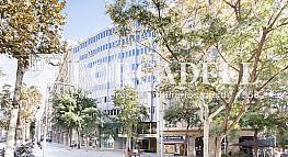 Façana - Oficina en alquiler en calle Diagonal, Eixample esquerra en Barcelona - 384234138
