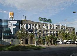 Pº ffcc 117 fachada - Oficina en alquiler en calle Ferrocarrils Catalans, Cornellà de Llobregat - 263425095