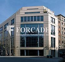 Façana - Oficina en alquiler en calle Berlin, Les corts en Barcelona - 263436285