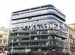 Façana balmes 7 - Oficina en alquiler en calle Balmes, Eixample dreta en Barcelona - 263436330