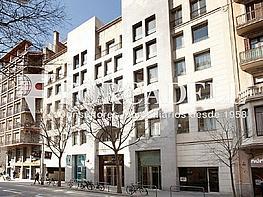 Façana2 - Oficina en alquiler en calle Diputació, Eixample esquerra en Barcelona - 263443815