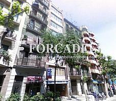 Fachada - Oficina en alquiler en calle Aribau, Eixample esquerra en Barcelona - 263439684