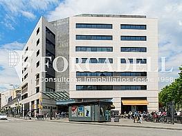 Façana 1 - Oficina en alquiler en calle Catalunya, Eixample dreta en Barcelona - 272293255