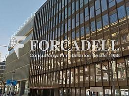 Façana ok - Oficina en alquiler en calle Provença, Eixample dreta en Barcelona - 278703509