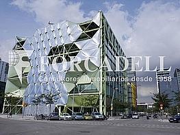 Edificio (fachada) - Oficina en alquiler en calle De Roc Boronat, El Parc i la Llacuna en Barcelona - 263454483