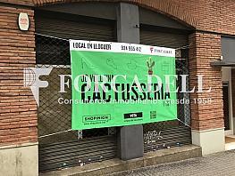 Cartajena 254 - Oficina en alquiler en La Sagrada Família en Barcelona - 389840744