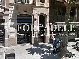 Façana - copia - Local comercial en alquiler en Eixample esquerra en Barcelona - 261863710