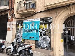 Cartel shopinion - Local comercial en alquiler en Sant Gervasi – Galvany en Barcelona - 381772901