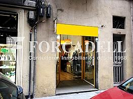 Portada - Local comercial en alquiler en Vila de Gràcia en Barcelona - 349761488