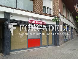 Cartel (2) - Local comercial en alquiler en Sants en Barcelona - 261859741