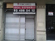 Locales en alquiler Barcelona, Eixample dreta
