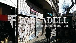 Cartel3 - Local comercial en alquiler en Eixample esquerra en Barcelona - 381773096