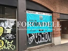 Cartajena 250 - Local comercial en alquiler en La Sagrada Família en Barcelona - 389839163